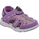 Viking Footwear Thrill Sandals Kids Violet/Mint